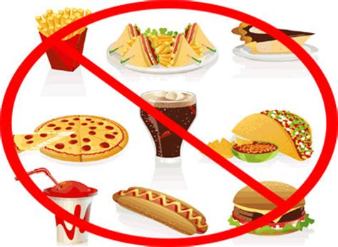 Say No To Junk Food Short Essay